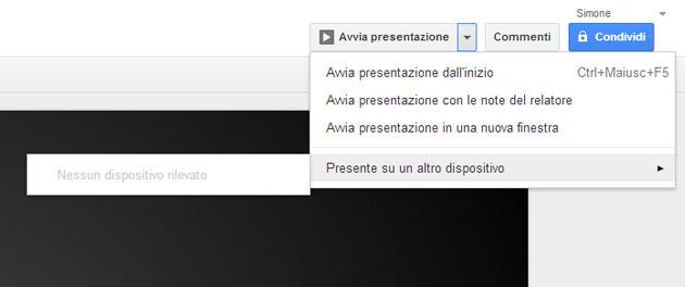 Chromecast, le presentazioni di Google Drive in TV
