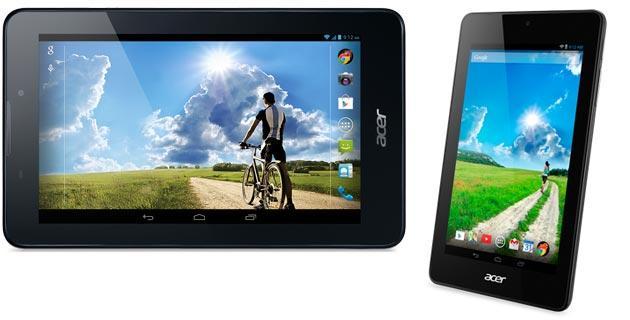 Acer presenta Acer Iconia Tab 7 e Acer Iconia One 7