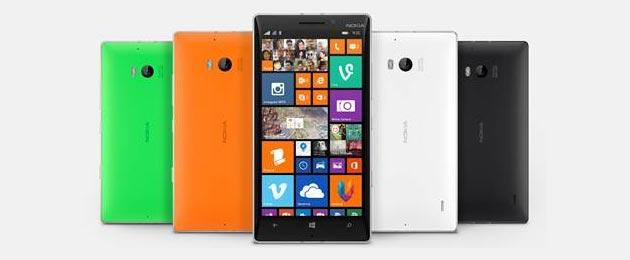 Nokia presenta Lumia 630, Lumia 635 e Lumia 930 con Windows Phone 8.1