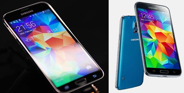Samsung Galaxy S5, focus sul Display