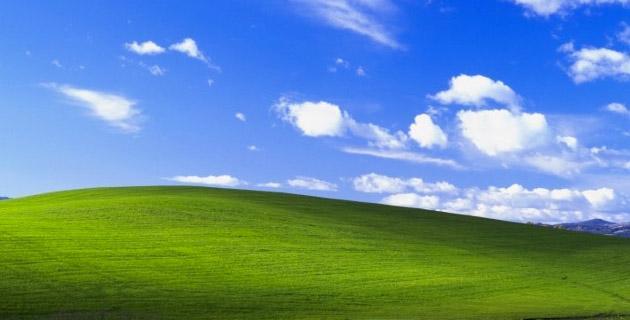 Windows XP, la storia dietro l'iconico Wallpaper
