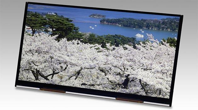 Japan Display annuncia il display LCD IPS 4K 10.1 per tablet