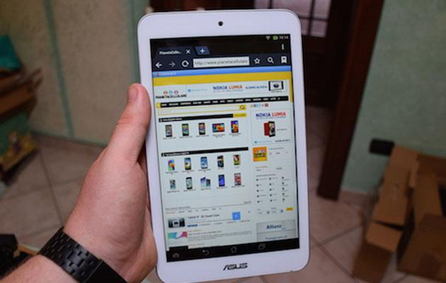 Asus Memo Pad 8, video recensione e conclusioni finali
