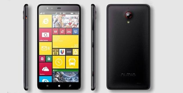 ZTE Nubia W5, prime specifiche e foto del prossimo telefono Windows Phone 8.1