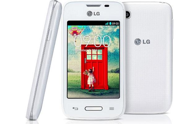 LG lancia L35 in Brasile, telefono Android con display 3,2 pollici