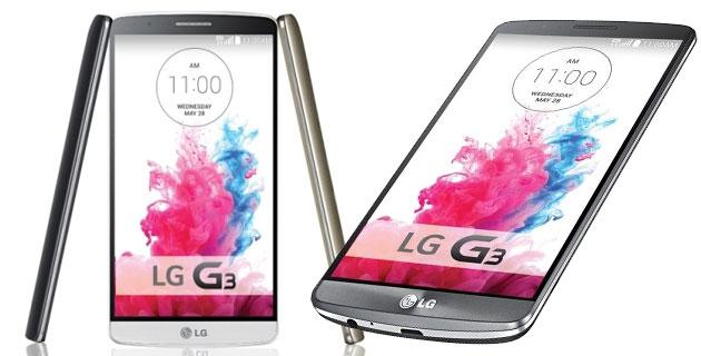 LG G3 ufficiale: specifiche, foto, video nuovo LG G3