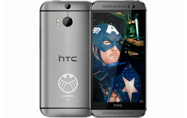 HTC One M8 SHIELD, edizione speciale Captain America