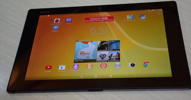 Sony Xperia Z2 Tablet, video recensione e conclusioni finali