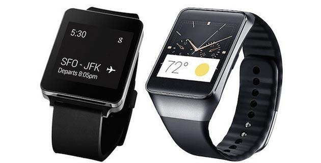 LG G Watch e Samsung Gear Live disponibili a 199 euro nel Play Store