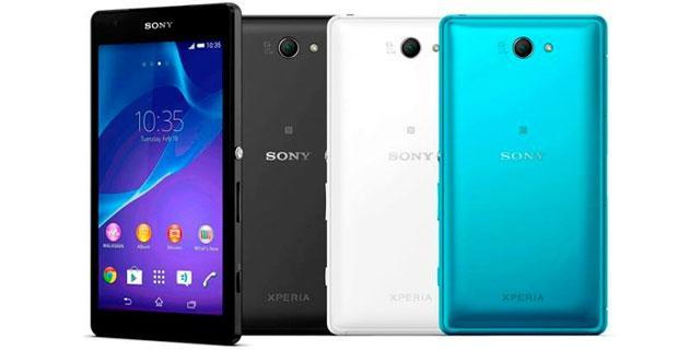 Sony Xperia Z2a, tutte le specifiche del nuovo Sony Xperia Z2A