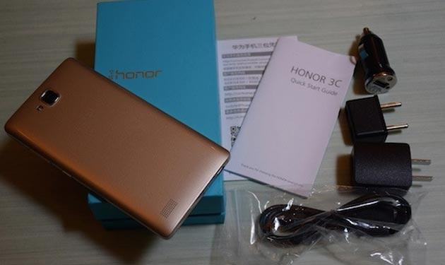 Huawei Honor 3C: unboxing dello Smartphone Dual Sim Low Cost