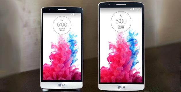 LG G3 Beat ufficiale: 5 pollici, 8Mpx con Laser AF, Android KitKat
