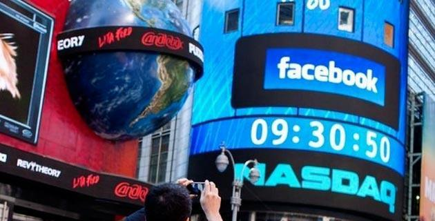 Facebook vola in Borsa dopo Trimestre da Record