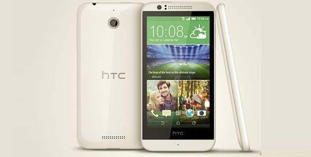 HTC presenta Desire 510
