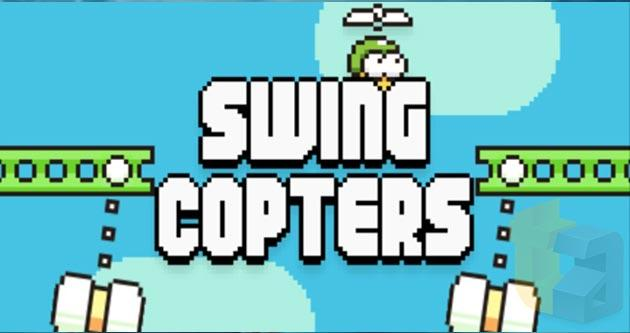 Flappy Bird, in anteprima il successore Swing Copters