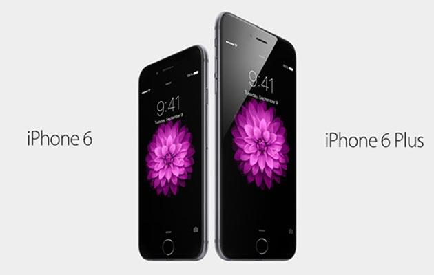 Apple annuncia iPhone 6 Plus con display 5,5 pollici Retina HD