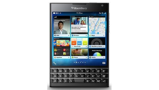 Blackberry Passport: Analisi tecnica del nuovo smartphone Blackberry