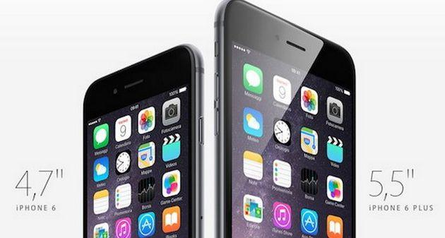 Apple iPhone 6 con TIM, Vodafone, Tre dal 26 settembre