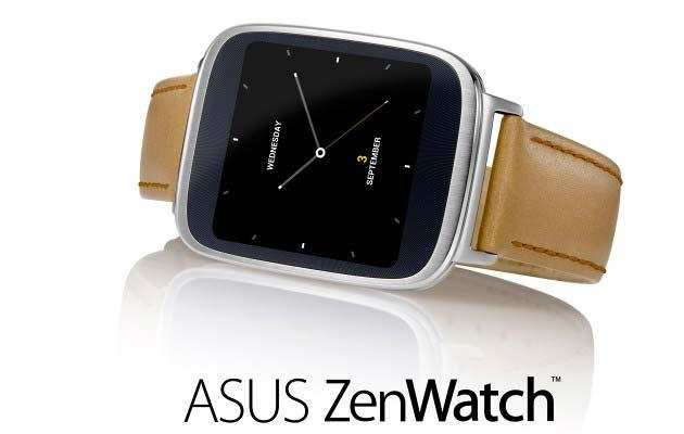 Asus annuncia ZenWatch, SmartWatch Android Wear con display curvo
