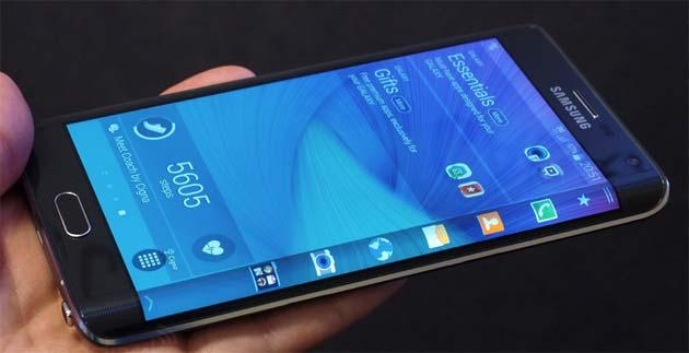 Samsung Galaxy Note Edge, un Galaxy Note 4 con Display Curvo