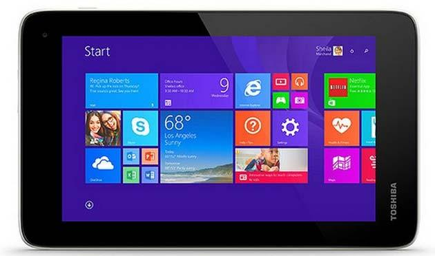 Toshiba Encore Mini: tablet Windows 8.1 che costa solo 120 dollari