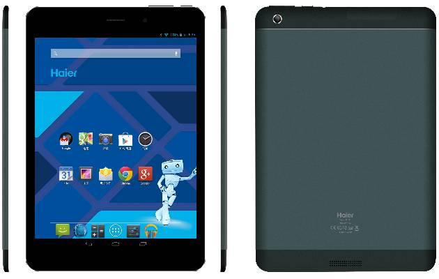 HaierPad G781, il tablet Haier piu' sottile anche con supporto 3G
