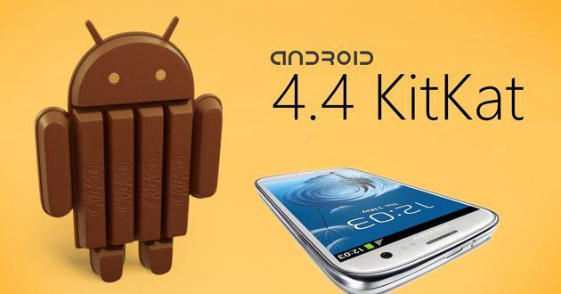 Samsung Galaxy S3, arriva Android 4.4.4 KitKat in via semi-ufficiale