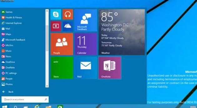 Windows 9, tutte le novita' in un Video