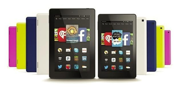 Amazon annuncia Fire HD 6 e Fire HD 7
