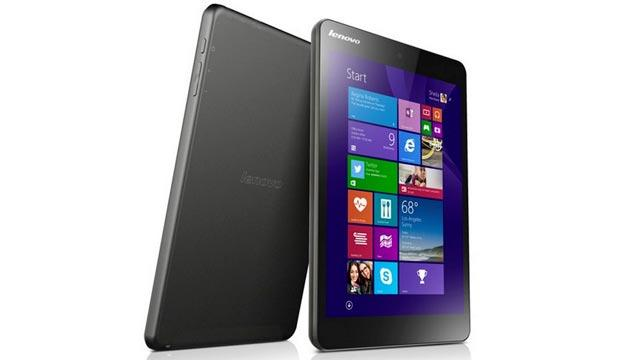 Lenovo MIIX 3 e Lenovo Miix 2 8:: nuovo tablet Windows 8.1 che costa meno di 200 euro