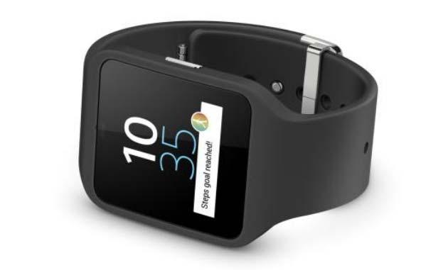 Sony SmartWatch 3, il primo SmartWatch Sony con Android Wear