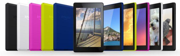 Amazon: Nuovo Amazon Fire HD 6 con Fire OS 4