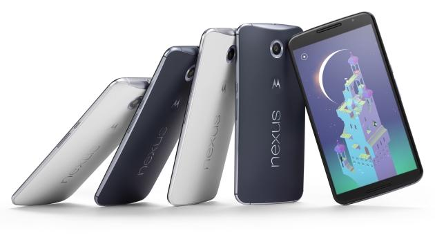 Google Nexus 6 e Android Lollipop svelati da Google
