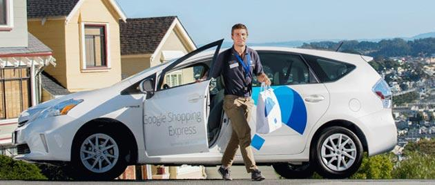 Google Express si espande in Chicago, Boston, Washington
