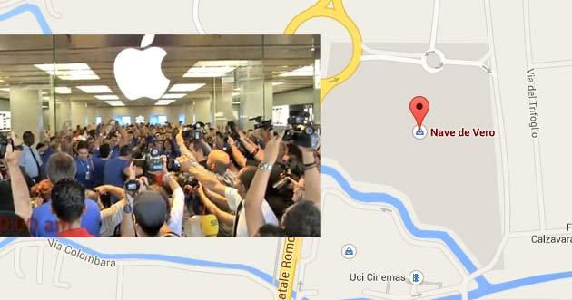 Apple Store, il primo in Veneto apre a Marghera