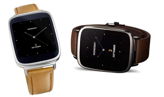 Asus ZenWatch in vendita da Novembre in numero limitato in Taiwan
