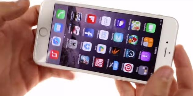 Apple iPhone 6 Plus: prime impressioni e confronto con iPhone 5S