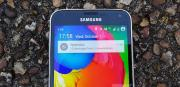 Samsung Galaxy S5 si mostra in video con Android L ufficiale