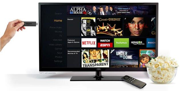 Amazon Fire Stick TV: il Chromecast di Amazon arriva in Europa