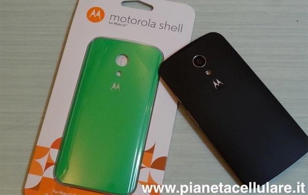 Recensione Back Cover sostitutiva verde per Motorola Moto G 2014