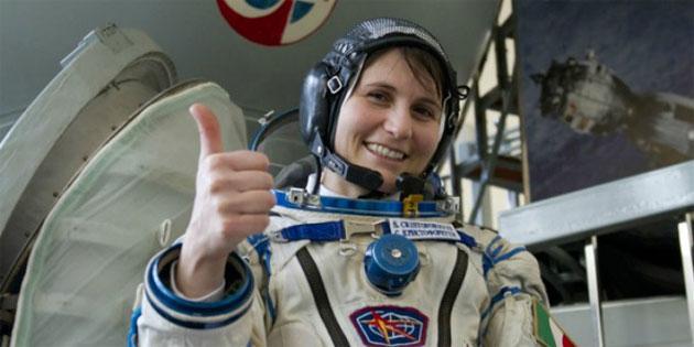 AstroSamantha per seguire Samantha Cristoforetti nello spazio