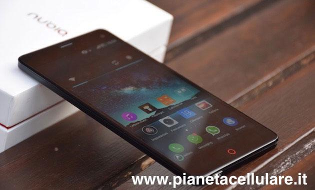 ZTE Nubia Z7 Mini Dual Sim, la video recensione