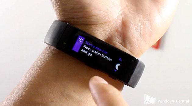 Microsoft Band, vendute oltre 5000 unita'