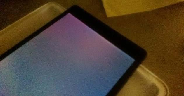 Google Nexus 9: problemi di aloni sullo schermo
