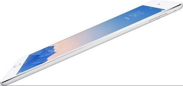 iPad Air 2: tanta potenza ma meno autonomia