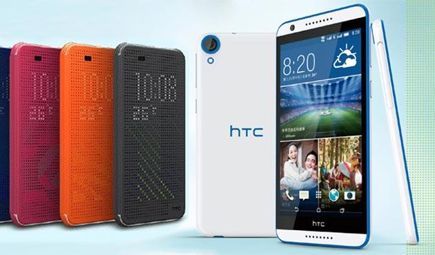 HTC Desire 820s con chip MediaTek