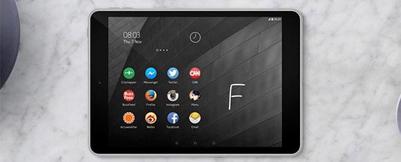Nokia annuncia N1, tablet Android Lollipop da 7,9 pollici