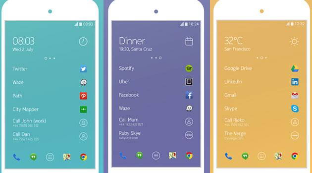 Nokia Z Launcher nel Play Store per dispositivi Android