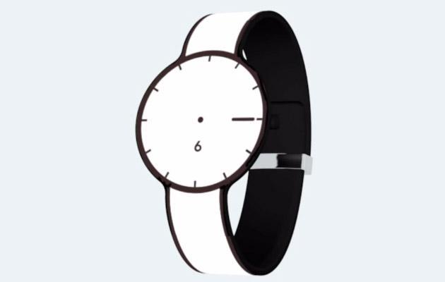 Sony prepara FES Watch con display E-paper anche sul cinturino