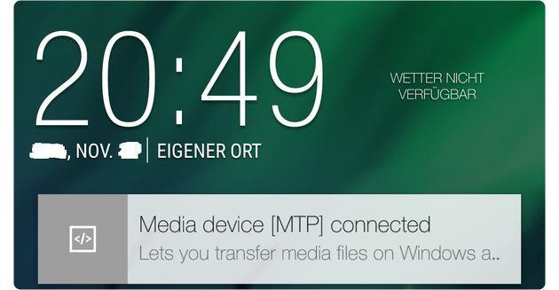 HTC One M8 con Android 5.0 Lollipop e UI Sense 6.0: i primi Screenshot